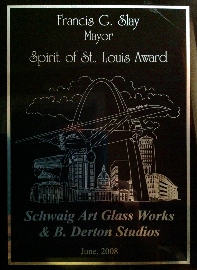 Spirit of St Louis Award